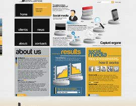 #49 for Website Design, Responsive, HTML5 by pixel11