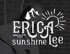 Nro 5 kilpailuun BEST LOGO for Country Artist Erica Sunshine Lee käyttäjältä mozala84