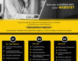#31 for Advertisment banner for dreamway media by poojapatil474