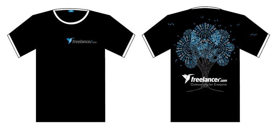 Contest Entry #                                        4776                                      for                                         T-shirt Design Contest for Freelancer.com
