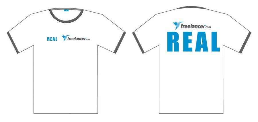 Contest Entry #                                        5394                                      for                                         T-shirt Design Contest for Freelancer.com