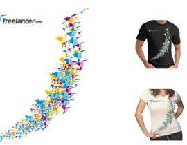 #4354 pentru T-shirt Design Contest for Freelancer.com de către jonkers1