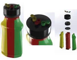 nº 1 pour Do some 3D Modelling for a new product design par PureMechatronics