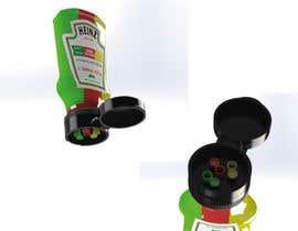 nº 9 pour Do some 3D Modelling for a new product design par PureMechatronics