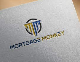 nº 34 pour Logo for Mortgage Referral company called Mortgage Monkey par akashbairagi