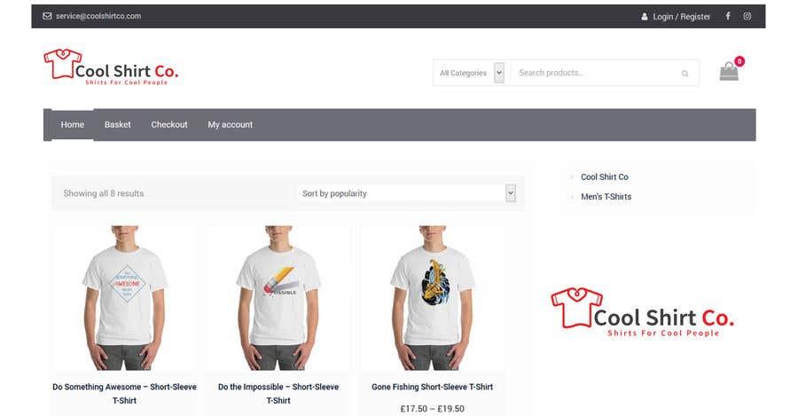 Penyertaan Peraduan #                                        42                                      untuk                                         Design new logo for eCommerce brand