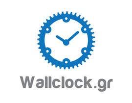 #100 for Design Logo for Wall Clock Eshop af menasobhy88