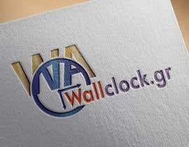 #90 for Design Logo for Wall Clock Eshop af AnazMohomed