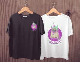 #7 para Tshirt Designs for Online Business - Number of Designs: 100 por tolmema