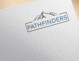 nº 52 pour PATHFINDERS - Mountain Retreat Compass Logo par noorpiccs