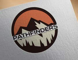 nº 43 pour PATHFINDERS - Mountain Retreat Compass Logo par brightrobel
