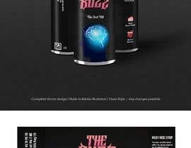 nº 5 pour Design E-Liquid/Vape Juice Gorilla Pastic Label Design par minimalwork