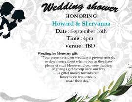 #2 for Wedding Shower and Bachelorette shower invite af JosephEmil