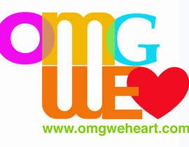 nº 88 pour Logo Design for new Company name: OMG We Heart.  Website: www.omgweheart.com par Great777