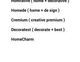 #16 สำหรับ Brand name and domain name for creative premium products โดย MoamenAhmedAshra