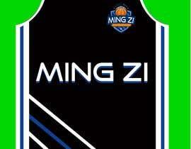 nº 14 pour Basketball jersey par ROMANBD6