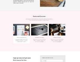 #2 untuk Design my website landing page oleh mohiuddin610