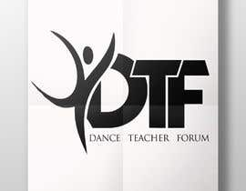 #42 for Dance Teacher Forum logo af yunitasarike1