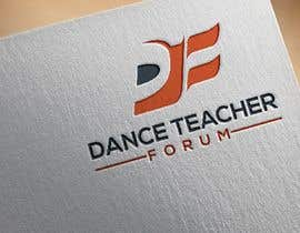 #12 for Dance Teacher Forum logo af RupokMajumder