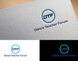 #32 for Dance Teacher Forum logo af Rajmonty