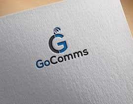 Nro 51 kilpailuun Comms Company Logo käyttäjältä blackde