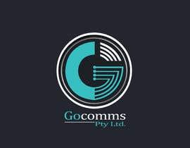 Nro 47 kilpailuun Comms Company Logo käyttäjältä caveman88