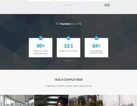 nº 21 pour College Wordpress Website - Enrolment and payment plugin par vedanthemu