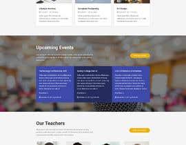 nº 30 pour College Wordpress Website - Enrolment and payment plugin par vedanthemu
