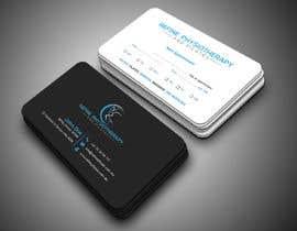 Nro 66 kilpailuun Build me a Business Card käyttäjältä abdulmonayem85