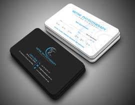 Nro 67 kilpailuun Build me a Business Card käyttäjältä abdulmonayem85