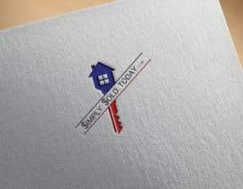 #187 pёr Logo design for SimplySoldToday.com nga JakariyaRakib
