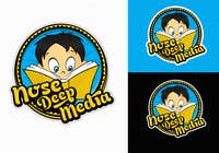#8 for Logo Design for eBook company Nose Deep Media by mekro1