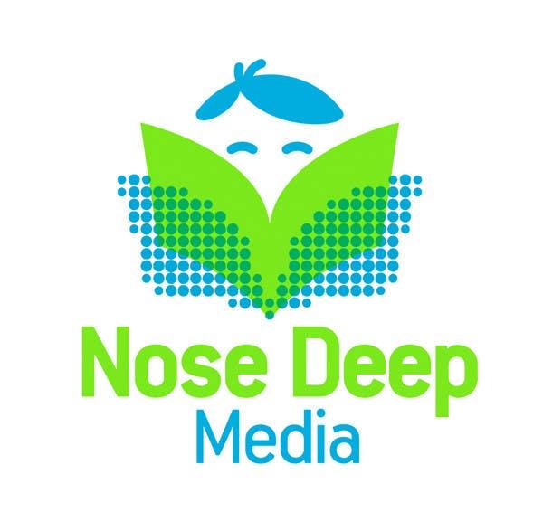 Kilpailutyö #                                        146                                      kilpailussa                                         Logo Design for eBook company Nose Deep Media