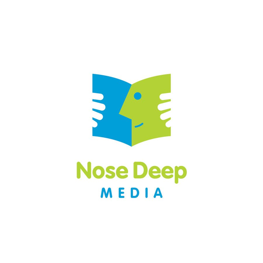 #78 for Logo Design for eBook company Nose Deep Media by zulqarnayen