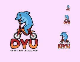 #50 untuk Design a Logo Soft Toy for Electric Scooter oleh majaekap