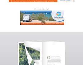Nro 13 kilpailuun Design a Magazine Advertisement for a Caravan Park käyttäjältä rajaitoya
