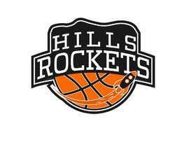 #58 for Logo for Children's Basketball Team Shirt by Plastmass