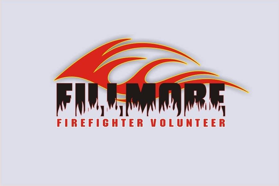 Contest Entry #                                        30                                      for                                         Logo Design for Fillmore Volunteer Firefighter Foundation