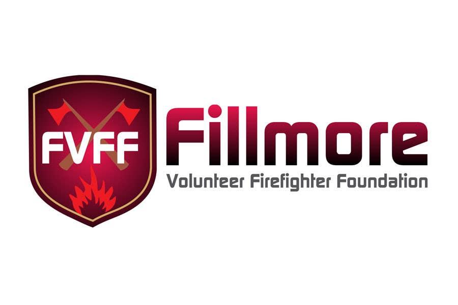 Konkurrenceindlæg #71 for Logo Design for Fillmore Volunteer Firefighter Foundation