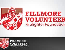 #59 dla Logo Design for Fillmore Volunteer Firefighter Foundation przez taks0not