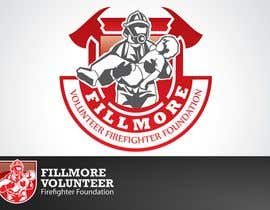 #58 dla Logo Design for Fillmore Volunteer Firefighter Foundation przez taks0not