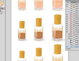 #30 for illustrate Oud perfume bottle and insert into poster by yvilera