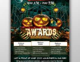 Nro 32 kilpailuun Design a Flyer for Halloween Sponsorships käyttäjältä raciumihaela