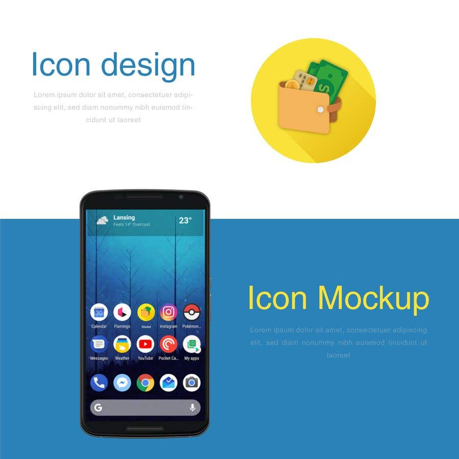 Entry 38 By Rubel9mack For Design An Android App Icon Freelancer