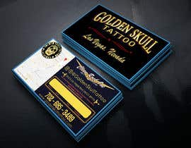 #30 for Create business card out of reference. by atoshivip