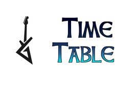 "#24 для Need logo made for rock band. The band plays rock music. Name of the band is  ""Time Table"" от tariqnahid852"