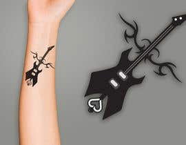 #10 untuk Draw a sketch for cover-up tattoo oleh sharminsnigdha