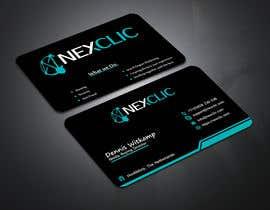 Nro 140 kilpailuun Design a business card for our marketing company käyttäjältä creativeworker07