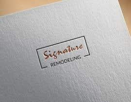Nro 92 kilpailuun Logo for a remodeling company käyttäjältä soton75