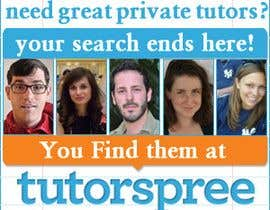 #37 for Banner Ad Design for www.tutorspree.com af kosmografic